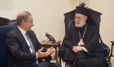 فرعون: المشاكل السياسية وعدم تحييد لبنان هي عراقيل بإمكانها أن تمنع تطبيق الإصلاحات