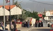 النشرة: هناك بعض النقاط العالقة حول دخول السوريين الى لبنان