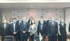 انتخاب رئيس جامعة القديس يوسف سليم دكاش رئيسا لمجلس رابطة جامعات لبنان