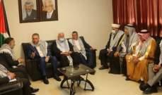 السفير الفلسطيني في لبنان: ننوه بوحدة الشعبين اللبناني والفلسطيني في مواجهة العدوان الصهيوني