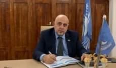 السفير رومانوس رعد: لوضع حد لجميع الانتهاكات التي ترتكب بحق الانسانية بغزة