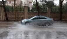 النشرة: ارتفاع منسوب الليطاني نتيجة غزارة الامطار