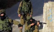 الجيش الاسرائيلي أطلق رصاصات عدة في الهواء لترهيب مزارعين اثنين جنوب بليدا الحدودية