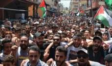 النشرة: مخيمات منطقة صور تخرجضد قرار وزير العمل اللبناني