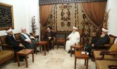 علي فضل الله: نرفض شيطنة الوجود الفلسطينيّ في لبنان