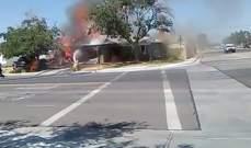 CNN: الأضرار التي نتجت عن زلزال كاليفورنيا متفاوتة ولا إصابات بشرية