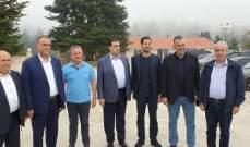 طارق المرعبي: التعاون والتنسيق بين الزملاء نواب عكار يثمر انجازات لمحافظتنا