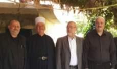 قماطي زار رئيس جمعية المرشدية الوطنية