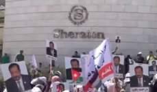 نقابتا المهندسين والأطباء في الأردن تعلنان عن دعمهما لإضراب المعلمين