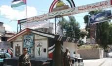"""""""أمل"""" على """"خطّ الوساطة"""" مجددا... لتفعيل """"هيئة العمل المشترك الفلسطيني"""" في لبنان"""
