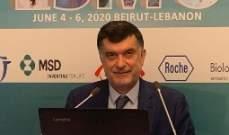 """الجمعية اللبنانية لاطباء التورم الخبيث أطلقت مؤتمرها الـ17من خلال """"ويبينار"""""""