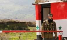 RT: الشرطة السورية تفتتح نقاط تفتيش قرب الحدود مع العراق