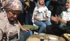 النشرة: حراك صور نظم عشاء قرويًا في ساحة العلم