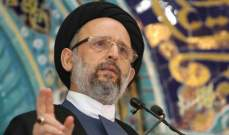 فضل الله: للوقوف جميعاً أمام تصعيد العدو المتكرر في خروقاته للأجواء اللبنانية