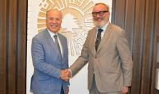 سفير بلجيكا: لا أخفي قلق الاتحاد الاوروبي بالنسبة لسيدر وعلى لبنان اتخاذ تدابير استثنائية