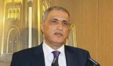 هاشم: مطالبون بوضع خطط إنقاذية قبل أن تملى علينا شروط نحن بغنى عنها