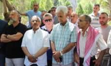 سعد: الحكومة فاشلة في إدارة شؤون البلد وغير مؤتمنة على مصالح الشعب