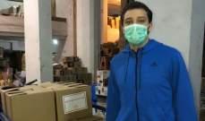 """حسين مهنا لـ""""النشرة"""": أطلقنا حملة """"من القلب للقلب"""" للتوعية ومساعدة العائلات الفقيرة بمواجهة كورونا"""