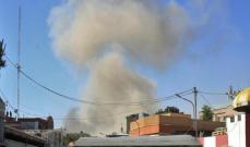 تفجير مزدوج بحزامين ناسفين يستهدف مسجدًا في العراق
