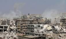 سانا: مقتل مدني وإصابة آخر بجروح جراء اعتداء التنظيمات الإرهابية بالقذائف على أحياء حلب