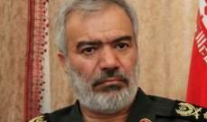 مسؤول عسكري إيراني: الحرس الثوري بانتظار الأوامر لتحقيق وعد الخامنئي