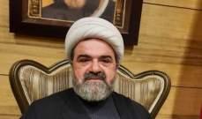 المفتي عبدالله: لفتح باب الحوار مجددا بين الكتل السياسية