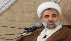 رئيس لجنة الأمن القومي الإيراني: اليوم حزب الله قوي ولديه قوة ردع قوية