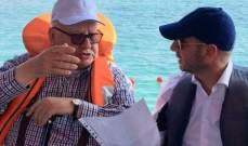 النشرة: السعودي أطلع جريصاتي على نتائج فحوصات المياه لجزيرة صيدا