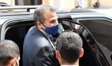 وفد يمثل باسيل زار دمشق سراً منذ اسبوع: تحضير لزيارته وعون الى سوريا