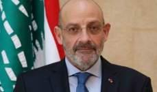 الصراف: عكار تقع في صلب اهتمامات الرئيس ميشال عون
