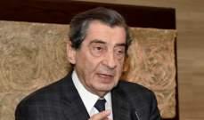 الفرزلي: الموقف اللبناني الرسمي من العقوبات الأميركية كان رصينا