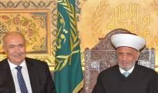 مخزومي من دار الفتوى: الهدف الأهم يبقى توحيد الطائفة في ظل الهجمة الموجودة على المسلمين