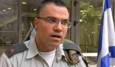 أدرعي: الجيش الإسرائيلي اعتقل 3 مشتبه فيهم حاولول اجتياز السياج على الحدود مع لبنان