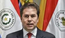 وزير خارجية الباراغواي في بيروت لتمتين العلاقات الثنائية