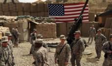 مسؤول أميركي:من المرجح تكثيف العمليات ضد حركة طالبان في أفغانستان