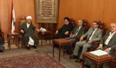 الإمام قبلان استقبل ممثل المجلس بكندا: أتمنى النجاح والتوفيق في تعزيز التواصل بين لبنان المقيم والمغترب