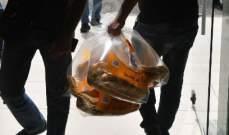 توزيع ألف ربطة خبز في بلدة مشمش