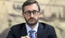 مسؤول بالرئاسة التركية: صبرنا نفذ حيال ممارسات نظام الأسد التي تؤدي لقتل أرواح بريئة