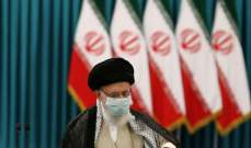 خامنئي يدلي بصوته مع فتح مراكز الاقتراع للانتخابات الرئاسية الإيرانية