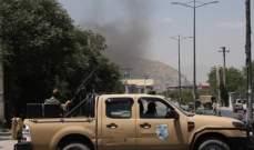إنتحاريون يقتحمون فندقًا في شمال غرب أفغانستان