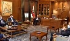صحناوي: بري أبدى استعداده ليكون هناك تضامن وطني وحكومي ونيابي مع أهالي بيروت