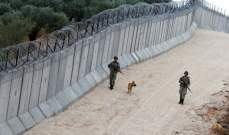 الجيش الإسرائيلي يكثف من حركة دورياته على الحدود اللبنانية