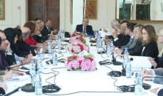 جريصاتي: لا عوائق أمام مبادرة الرئيس عون لإنشاء أكاديمية الإنسان