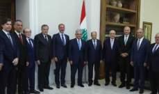الرئيس عون وعد بأن تصدر موازنة العام 2020 في موعدها الدستوري