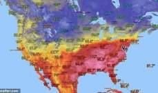 إغلاق مئات المدارس الأميركية جراء موجة حرارة غير متوقعة