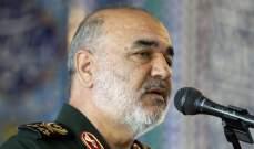 قائد الحرس الثوري الإيراني: حديث ترامب عن تخطيطه لاغتيال الأسد يعني نهاية التأثير السياسي لقوة عالمية