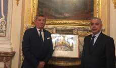 الجمعية العمومية لاعضاء جوقة الشرف في العالم أكدت على دعم للبنان