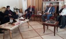 أنور الخليل: لضرورة تثبيت عناصر الإستقرار الداخلي في لبنان