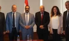 اجتماع تعارف بين هيئة مكافحة الفساد بفلسطين وفريقي عمل مكتب شدياق ومشروع تعزيز النزاهة