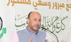 عبد الهادي من مخيم الجليل: يجب أن يُمنح اللاجئ الفلسطيني حقوقه